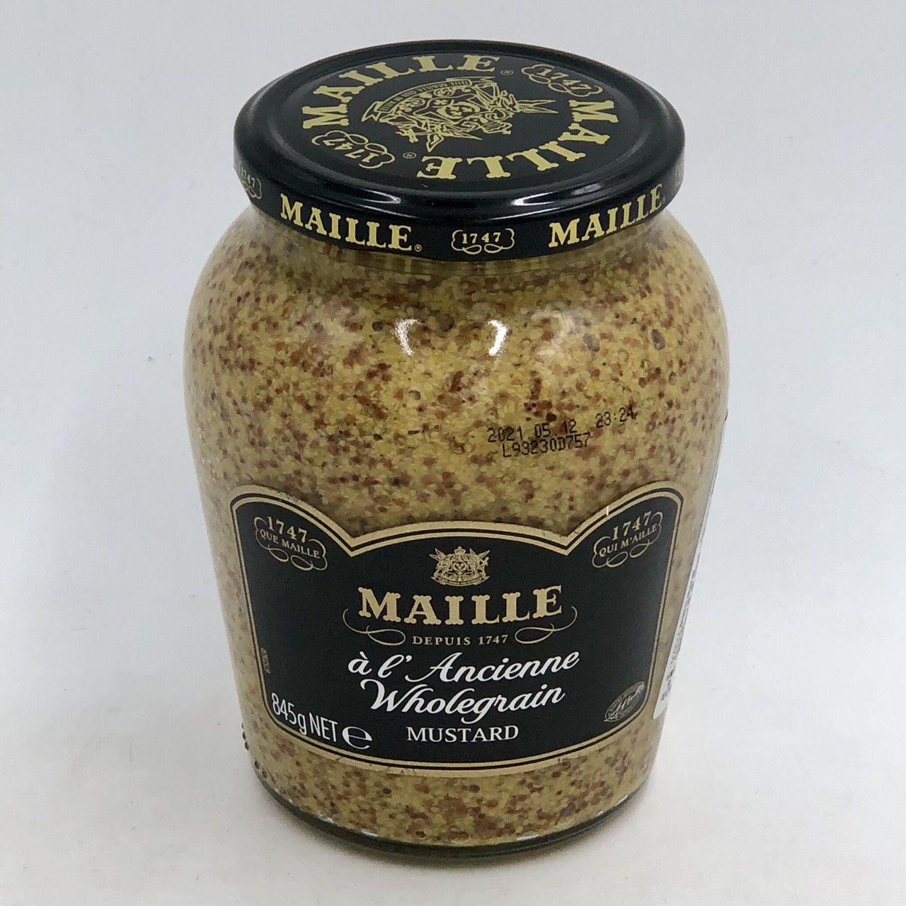 (MAILLE)魅雅芥末籽醬845g(全素)
