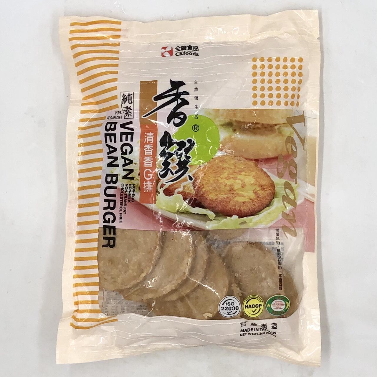 (全廣)香饌清香香G排600g(全素)