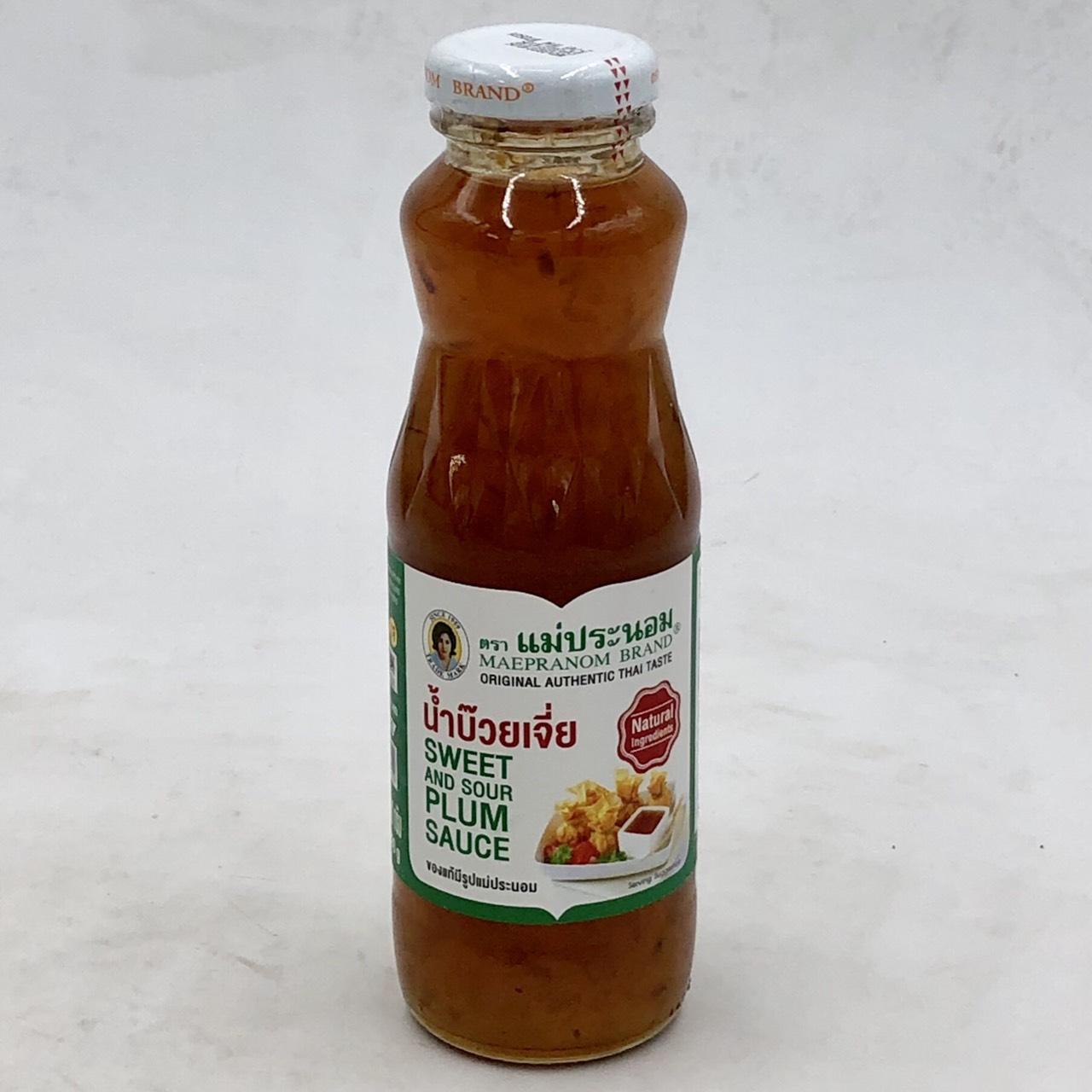 (MAEPRANOM)甜梅醬390g(全素)