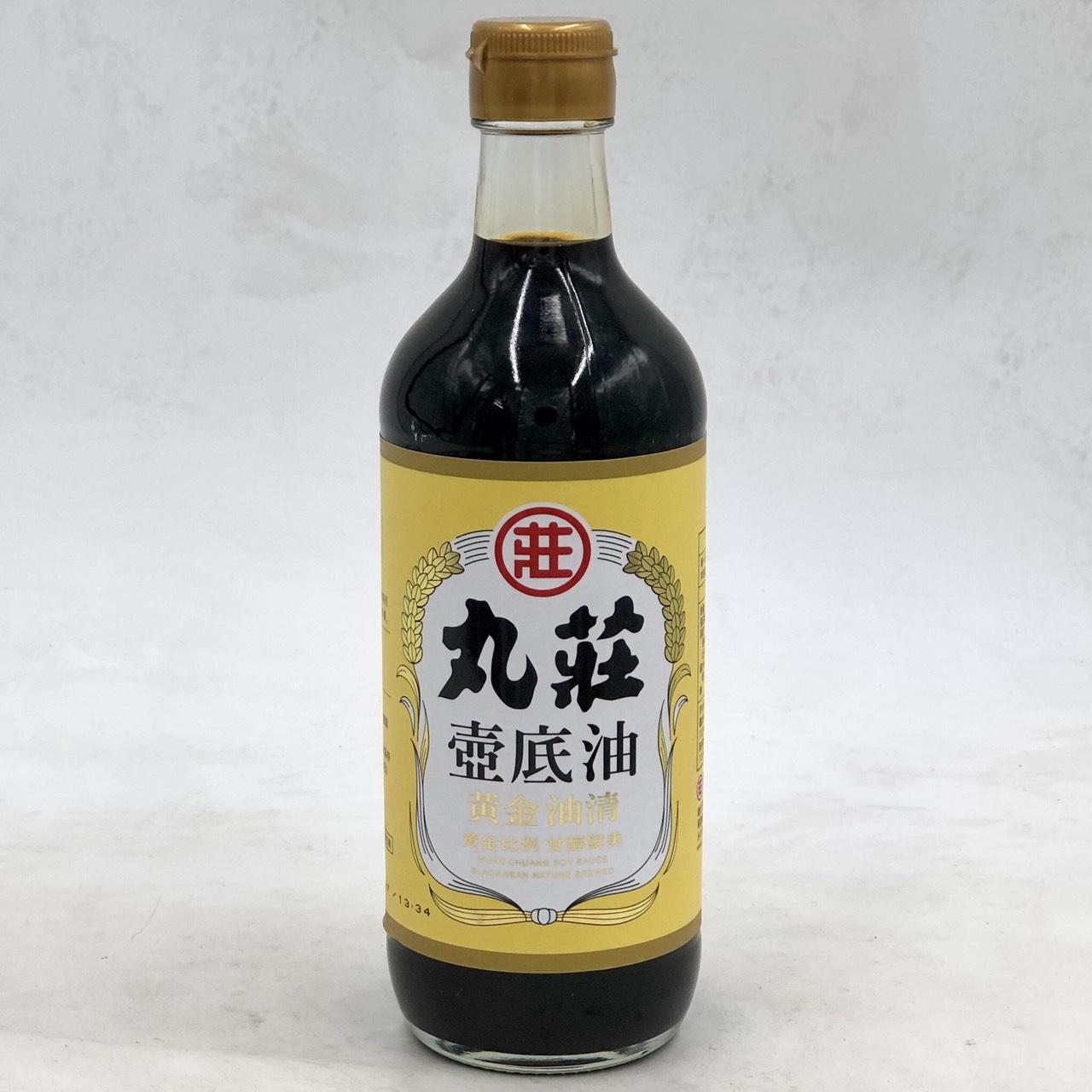 (丸莊)壺底油黃金油清450ml(全素)