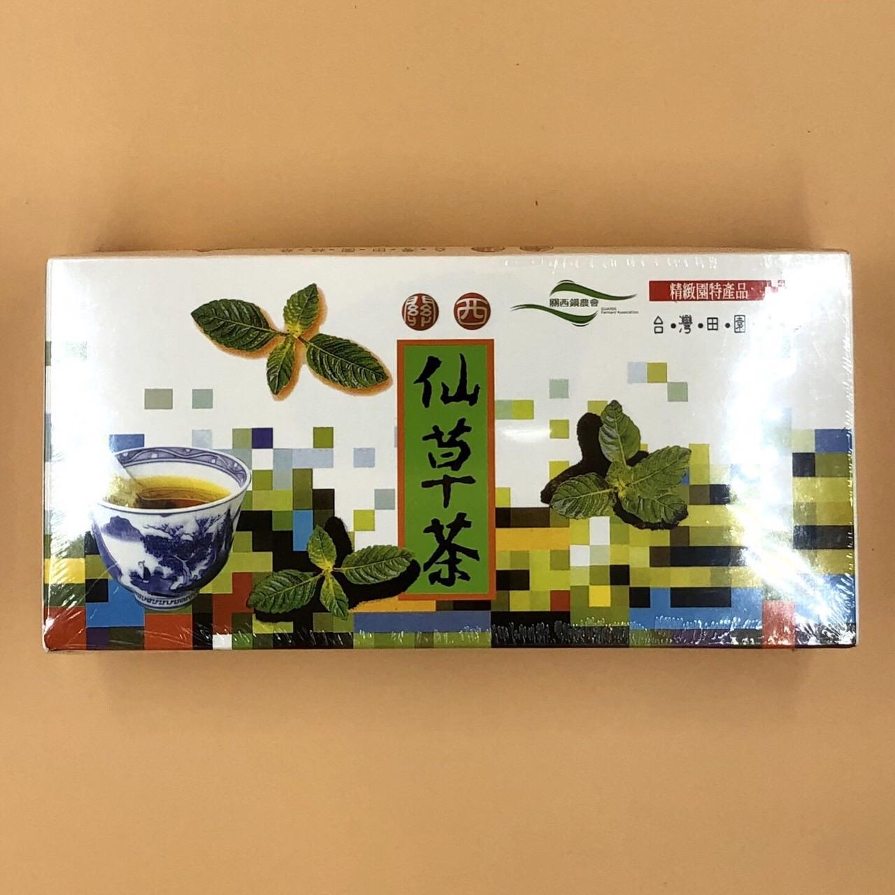 (關西鎮農會)關西仙草茶270g(全素)